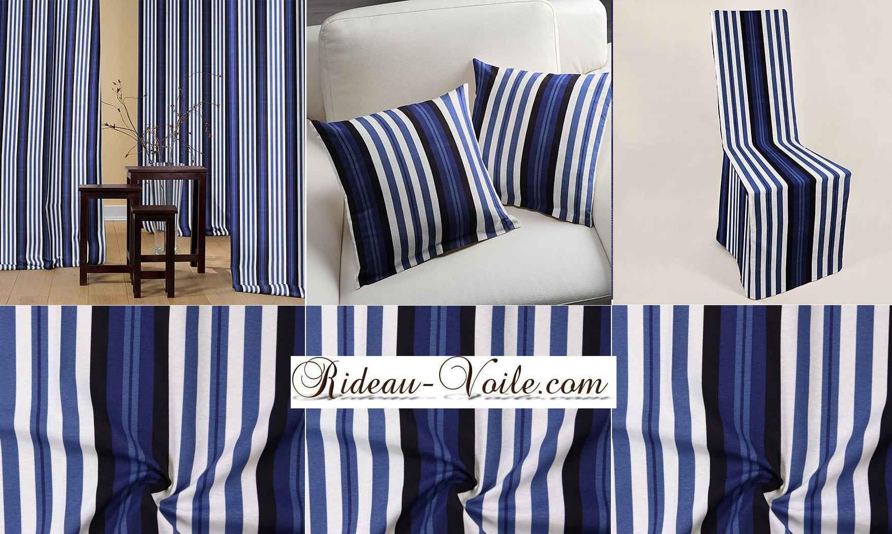 tissu imprim motif exotique tropical d coration rideau. Black Bedroom Furniture Sets. Home Design Ideas