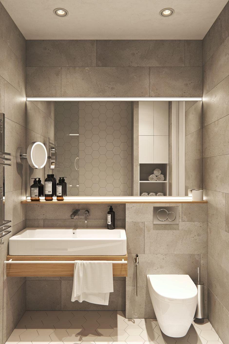 title   Minimalist Bathroom Mirror