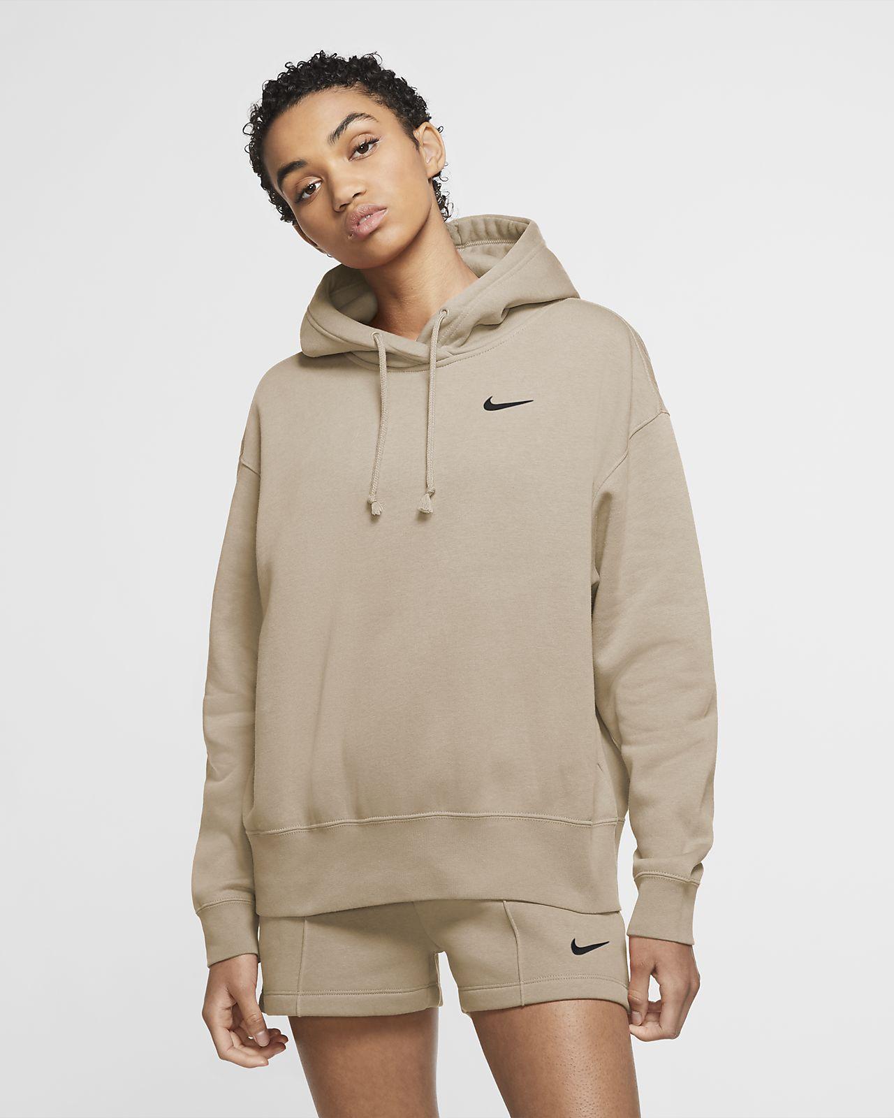 Nike Sportswear Women S Fleece Hoodie Nike Com Nike Hoodies For Women Nike Sportswear Women Fleece Pullover Womens [ 1600 x 1280 Pixel ]