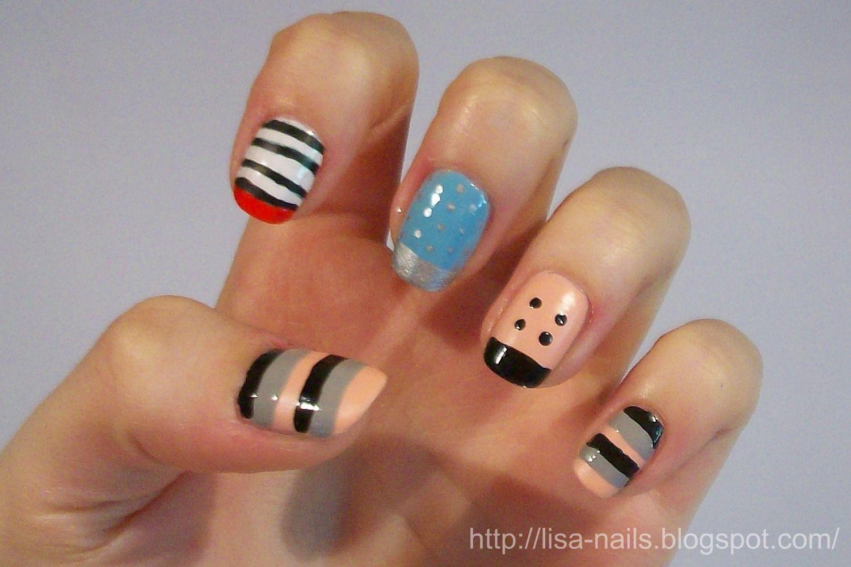 Amuro Namie - NEW LOOK   My Nail Art   Pinterest