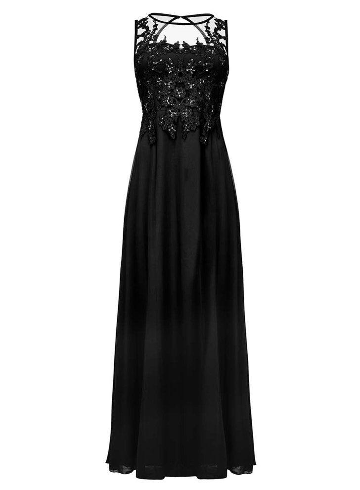 Quiz Lace Sequin Maxi Dress | Sequin maxi, Maxi dresses and Sequins