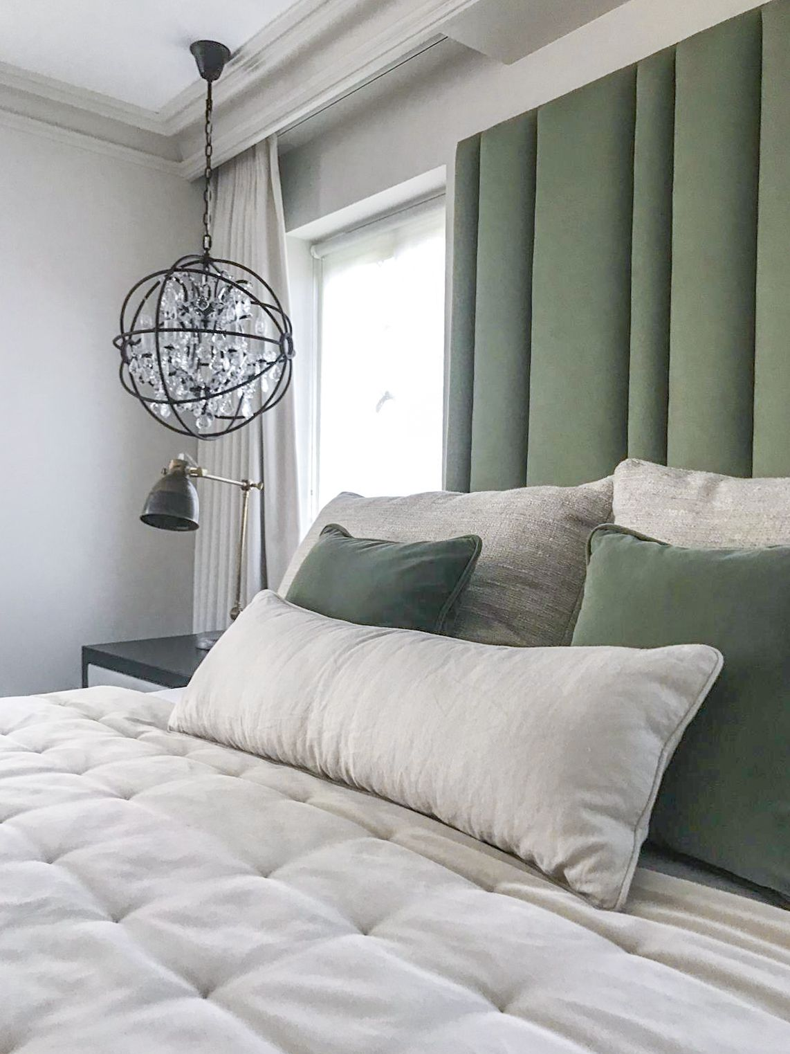 . Hotel room vibes for this guest room   guestbedroom  bedroomdesign