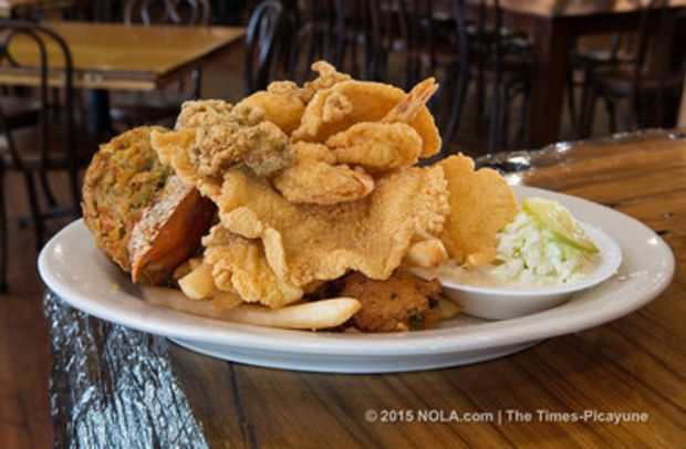 15 Best New Orleans Seafood Restaurants From Borgne To Vera S