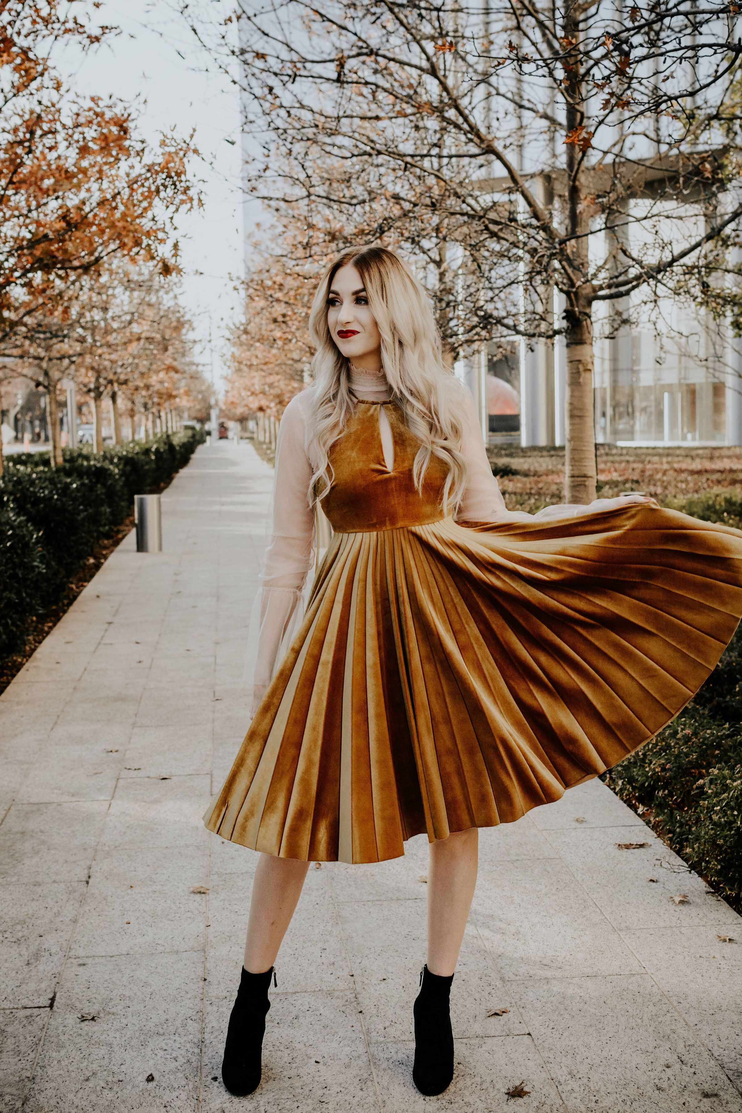 The Perfect Day To Night Dress Sass Satin Wedding Guest Outfit Winter Wedding Guest Outfit Fall Wedding Guest Outfit [ 3600 x 2400 Pixel ]