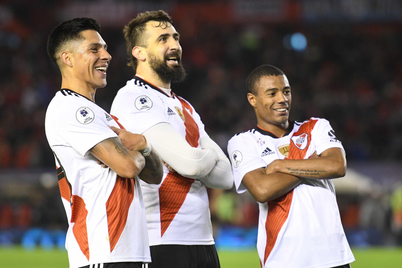 Lucas Pratto Tenemos Un Corazon Enorme Tyc Sports Pratto Club Atletico River Plate Imagenes De River Plate