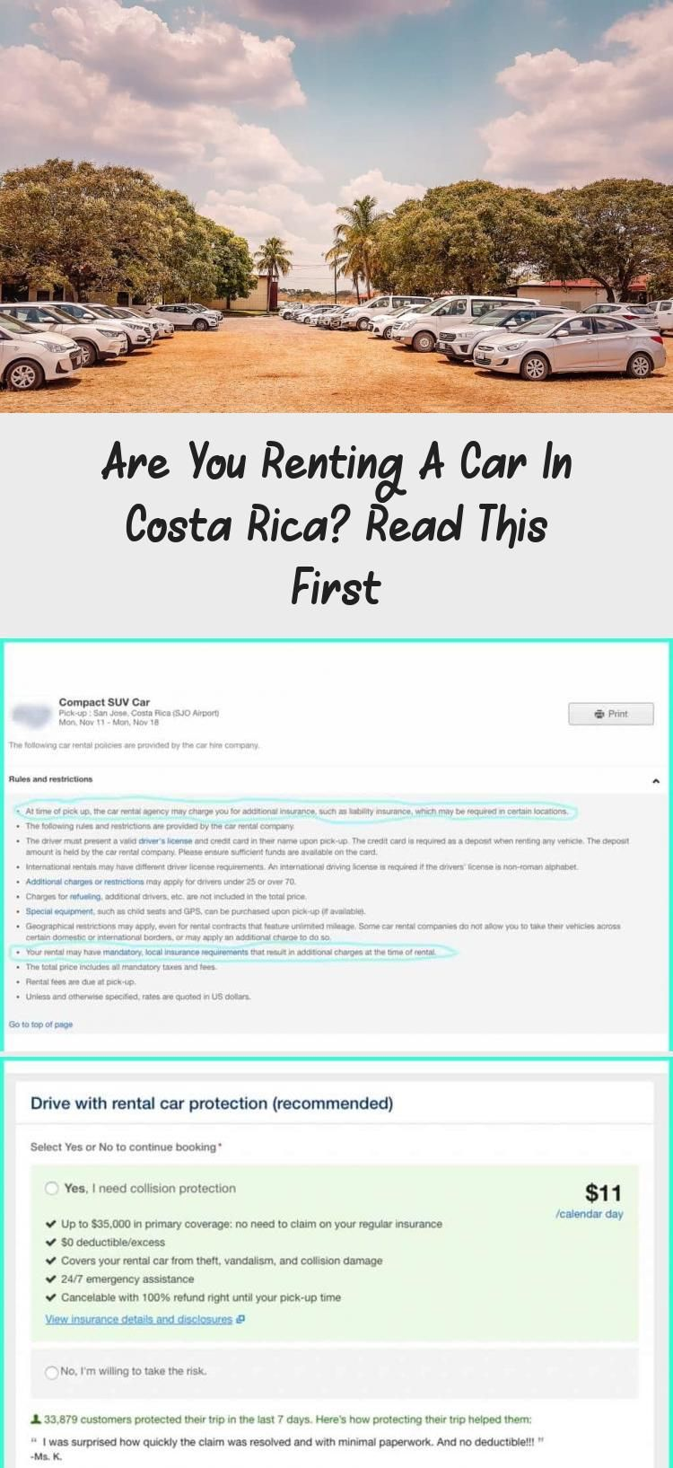 Are You Renting A Car In Costa Rica Read This First Car Rental