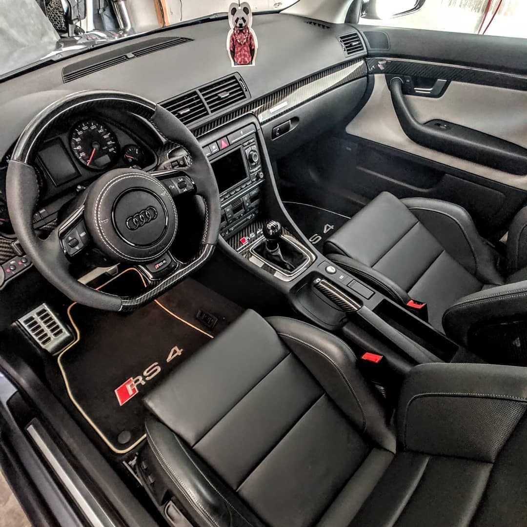 The Perfect Rs4 B7 Interior Get 10 Discount For Audi Tuning Parts By Ultimatecustomsuk With Code Audilover Get 10 Off At Mtm Usa With Code A In 2020