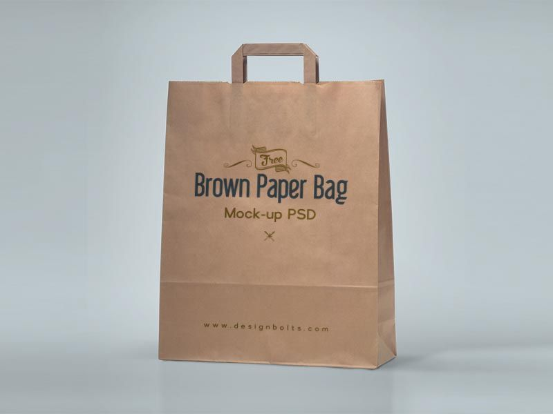 Today pixpine is presenting another premium free vinyl shopping bag mockup. Brown Paper Bag Mockup Mockupworld Bag Mockup Brown Paper Bag Mockup Free Psd