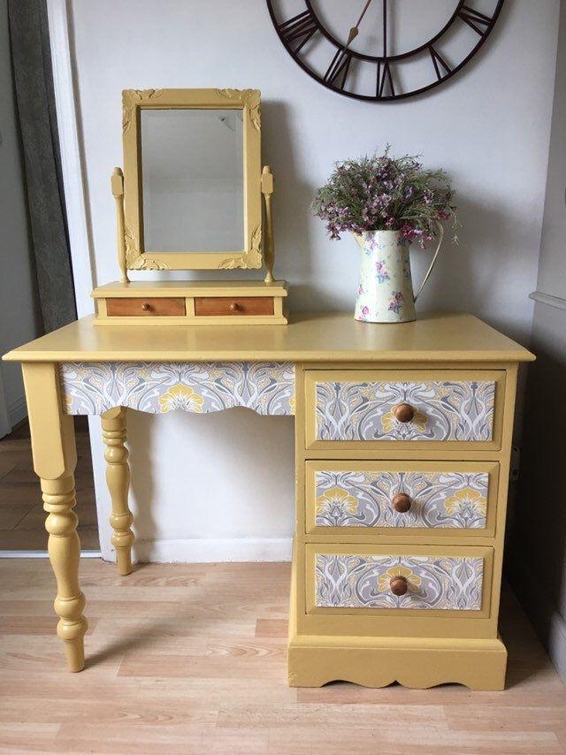 timeless design 59198 bcc8e Upcycled, Vintage Dressing Table | Letitia van den Berg in ...