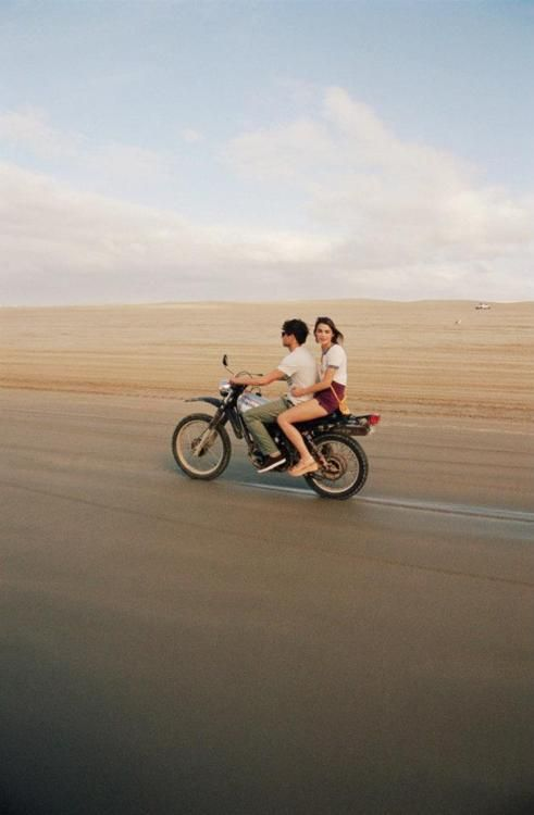 It Is By Riding A Bike That You Learn The Contours Of A Country