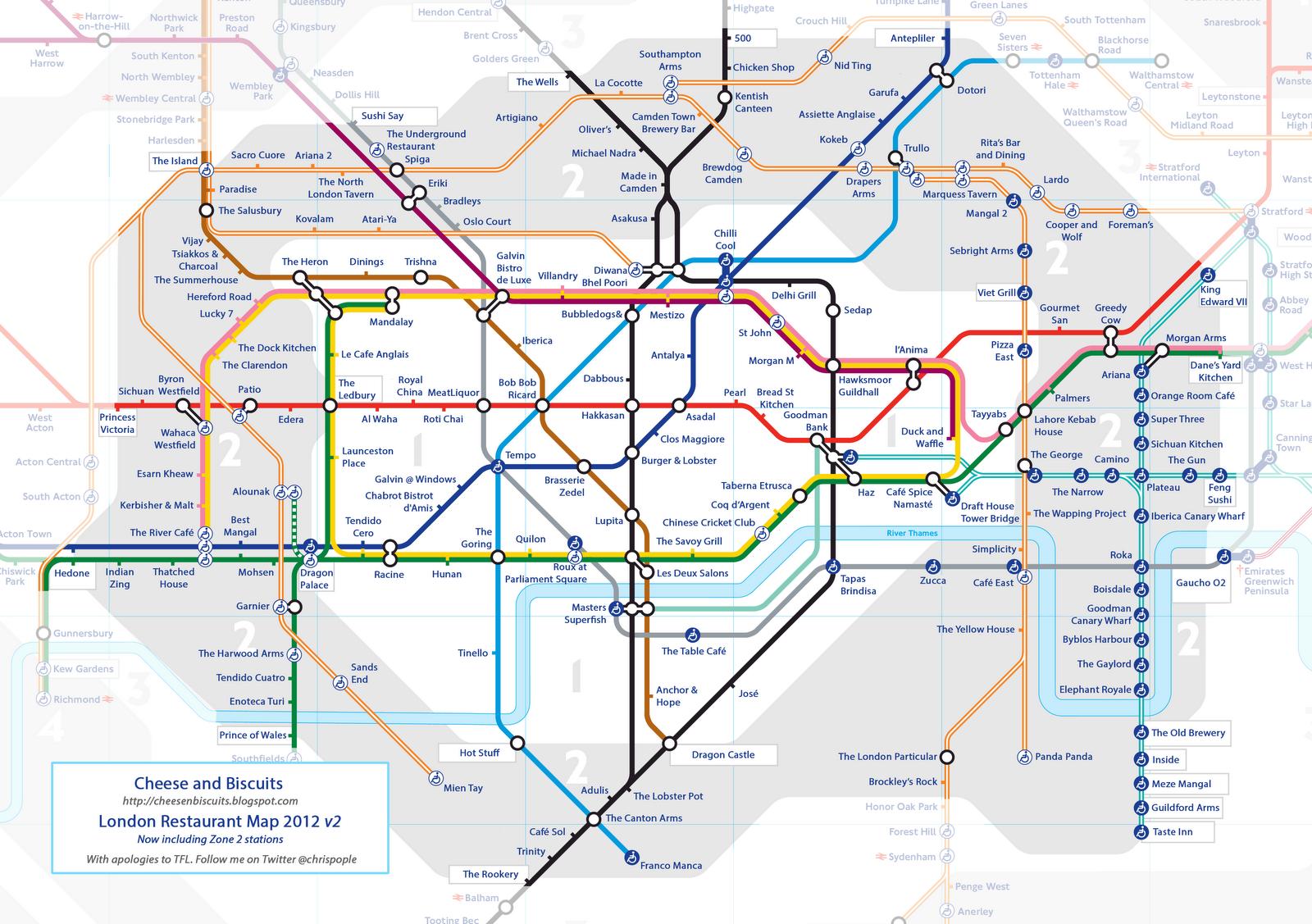 history of london underground map canada