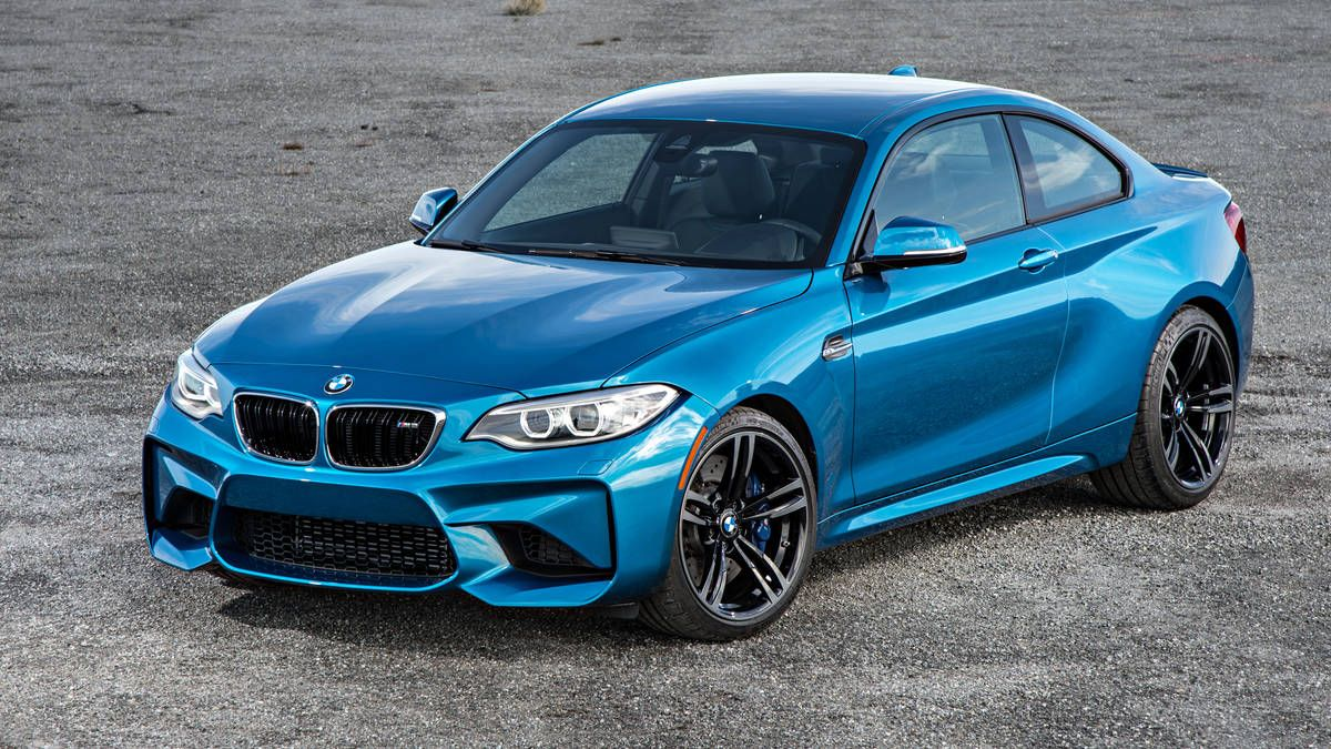 2016 Bmw M2 Coupe Review The Best In The Lineup By A Long Shot Bmw 2er Bmw Fahrzeuge