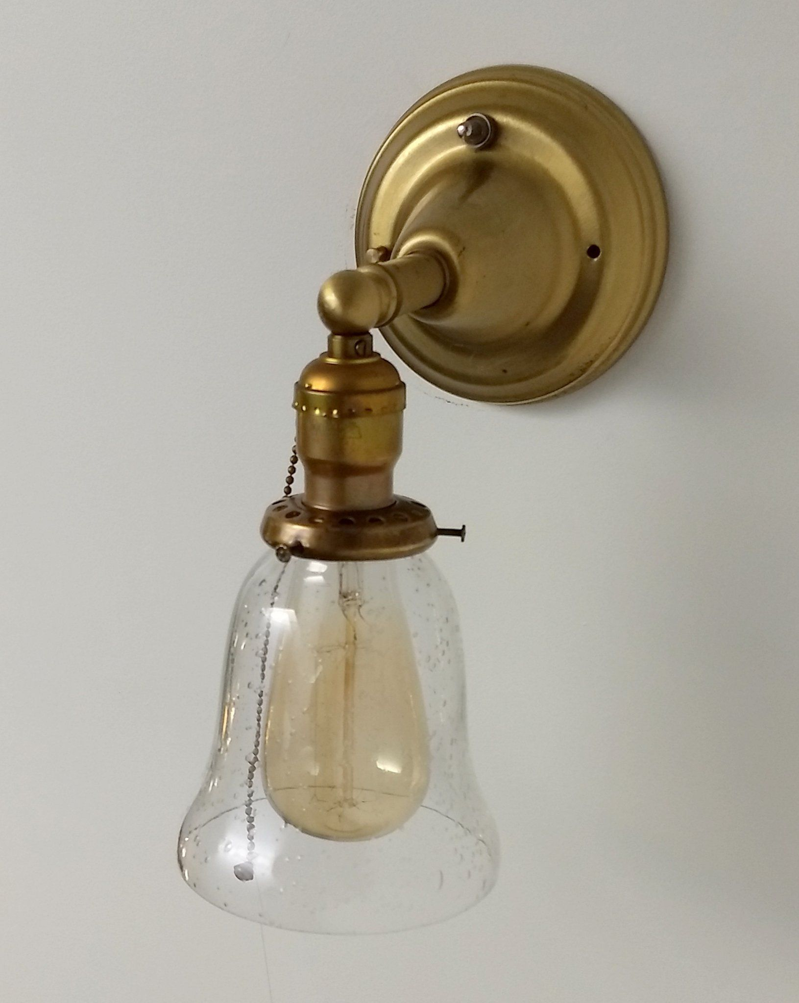 Vintage Wall Light Fixture