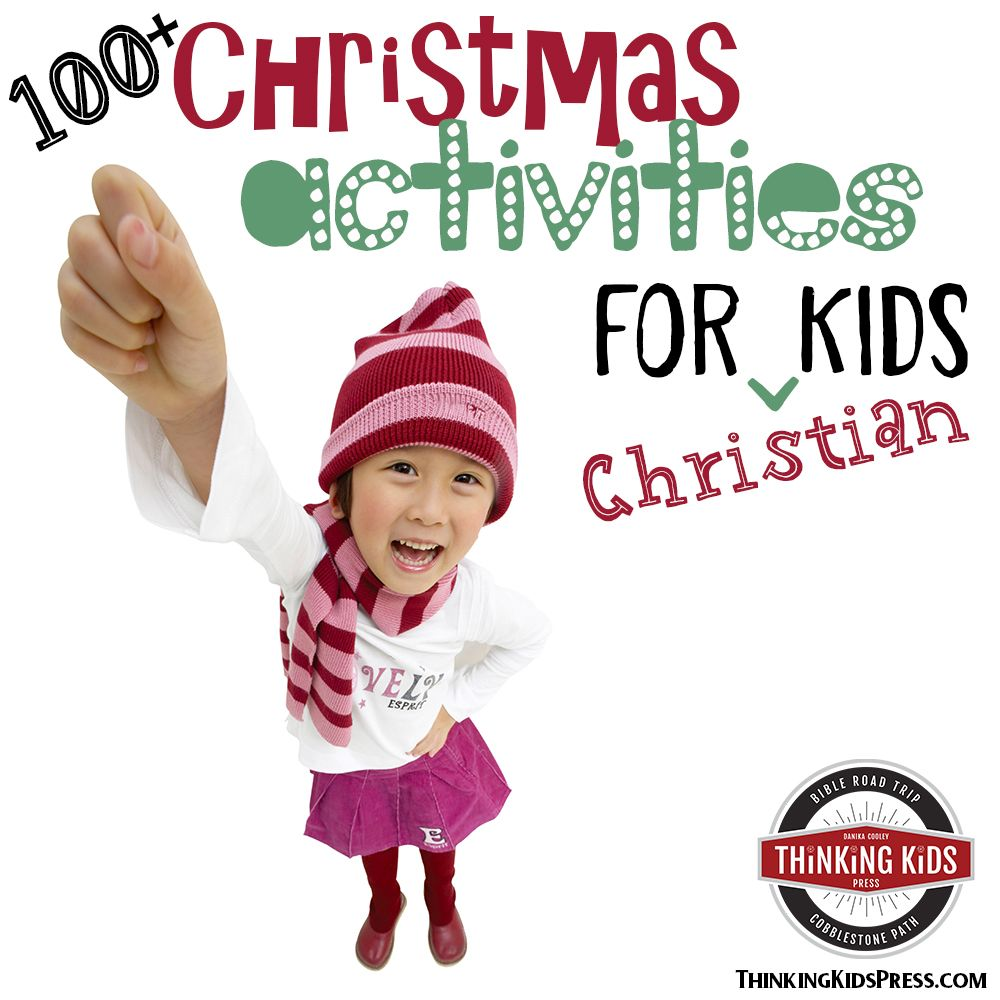 Christmas Activities for Kids | Christmas party games and Sunday school
