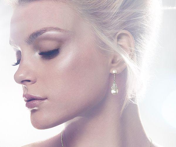 9ce81a3ef2e3 Perpetual Drop Pierced Earrings - Jewelry - Swarovski Online Shop ...
