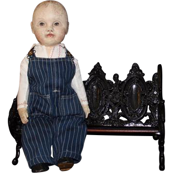 22 Inch Philadelphia Baby Doll J B Sheppard And Sons Very Little Wear Baby Dolls Doll Clothes Dolls
