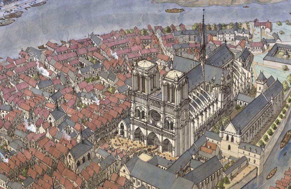 Résumé de '' Notre Dame de Paris '' de Victor Hugo 1831