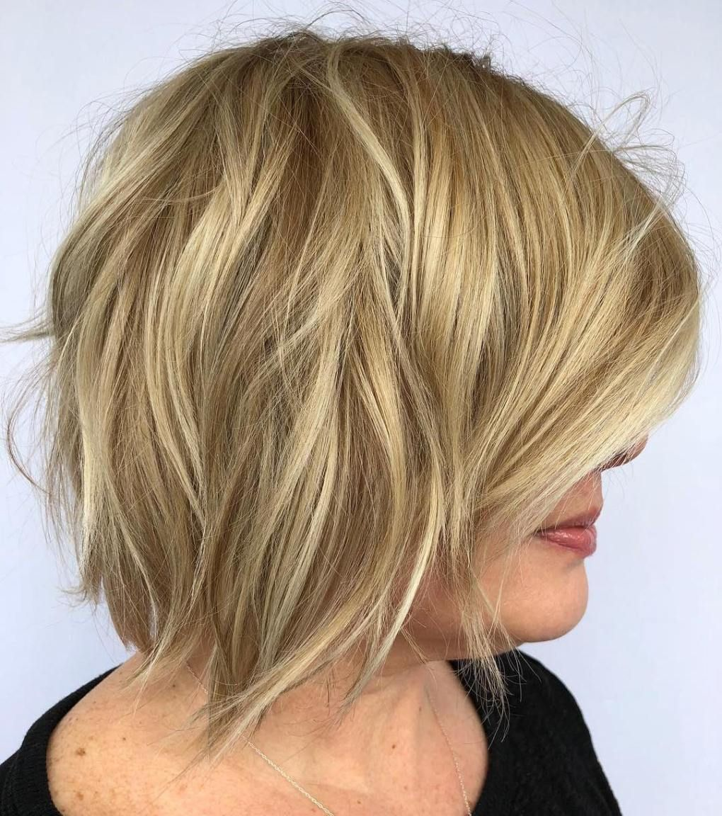 50 Best Hairstyles For Women Over 50 For 2020 Hair Adviser In 2020 Thick Hair Styles Hair Styles For Women Over 50 Womens Hairstyles