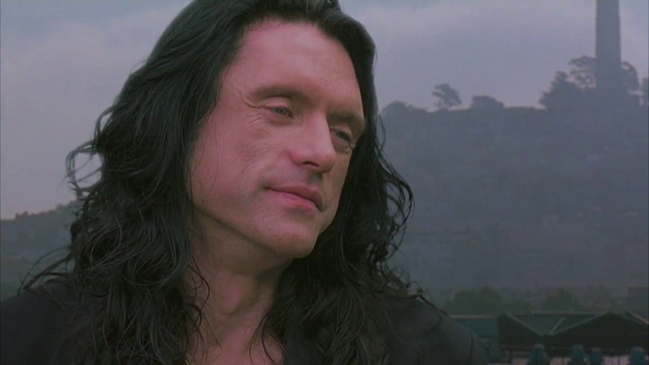 The Room 2003 Trailer Movies Joker Makeup Now And Then Movie