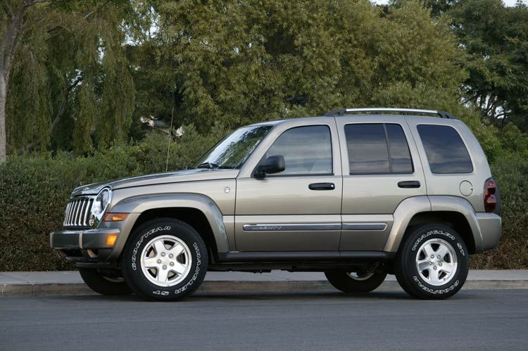 2006 jeep liberty 65th anniversary edition mpg