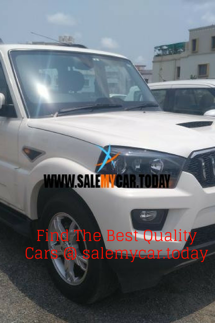 Used Mahindra Scorpio For Sale In Bhubaneswar Odisha Mahindra Cars Dream Cars Cars For Sale