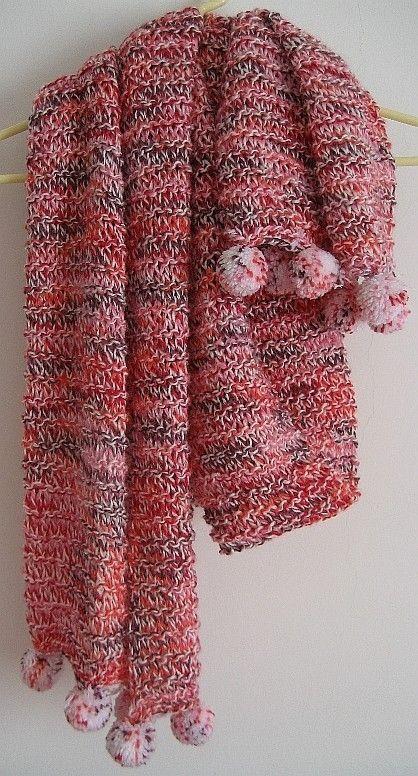 pontos de trico com laçadas - Pesquisa Google