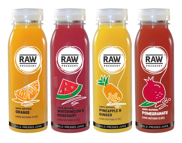 Indian Juice Company Raw Pressery Soaks Up 4.5M In New