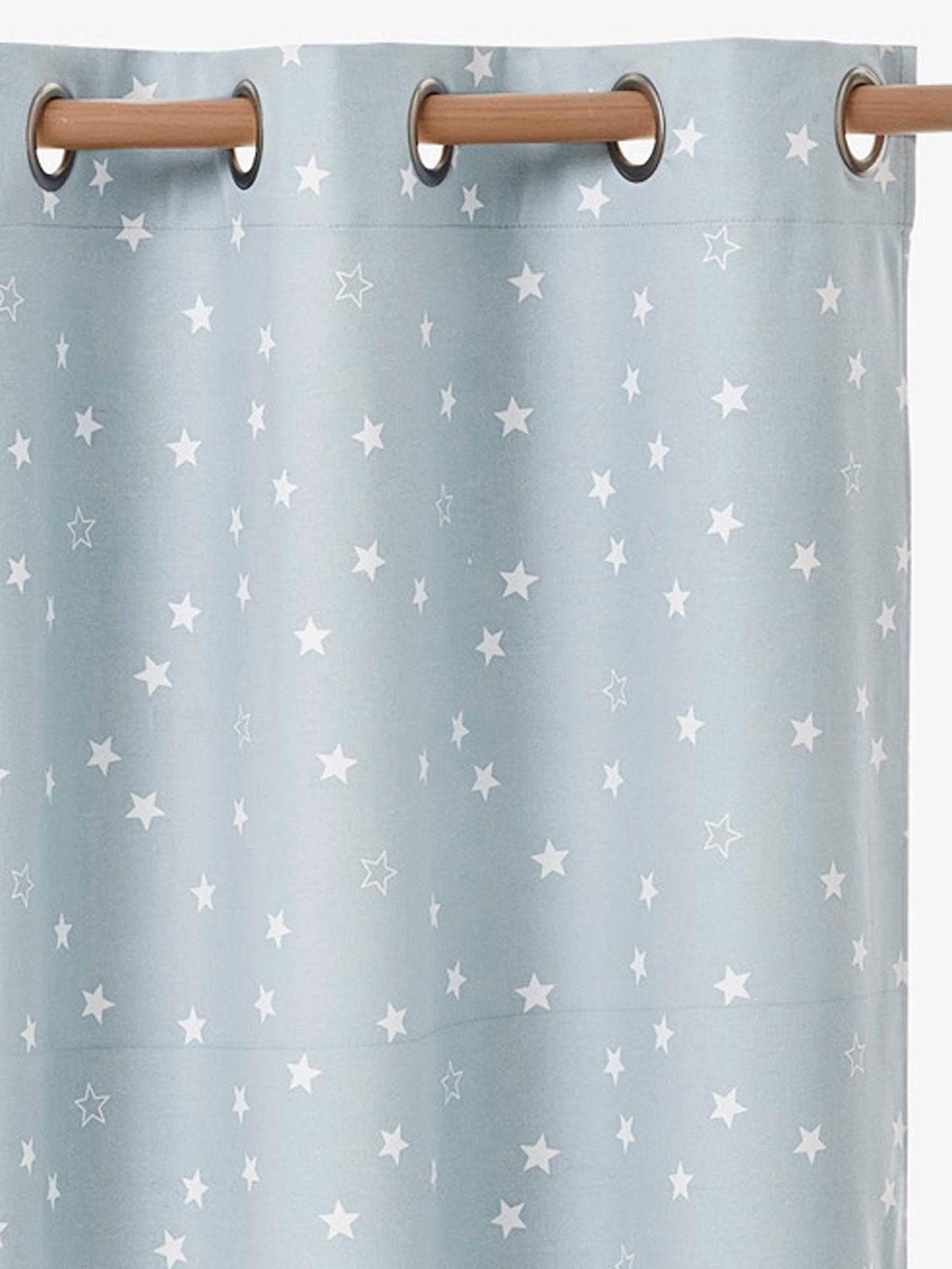 Hollow Star Starry Curtain Blue Bedding Amp Decor