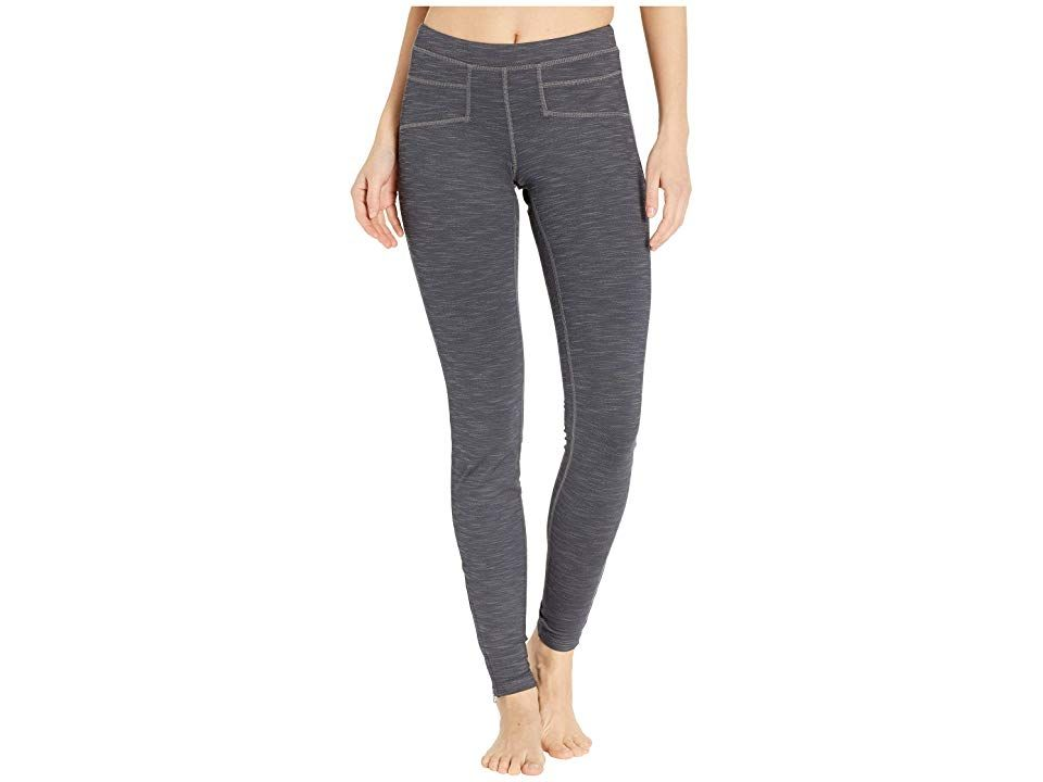 Stonewear Designs Venturer Pants (Pewter Heather) Women's Casual Pants. Explore the unknown parts of the world in the capable and comfortable Stonewear Designs Venturer Pants. Lightweight performance fabric boasts plenty of movement-friendly stretch. Wide  elasticized waist allows for freedom-of-movement. Fitted through the thigh and calf. Ankle zips allow for ventilation and comfort. 52% polyester  41% cotton  7% spandex. Mac