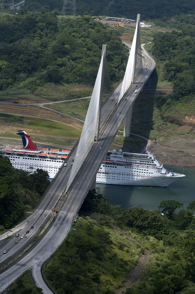 Panama Canal | by Carnival Cruise Lines