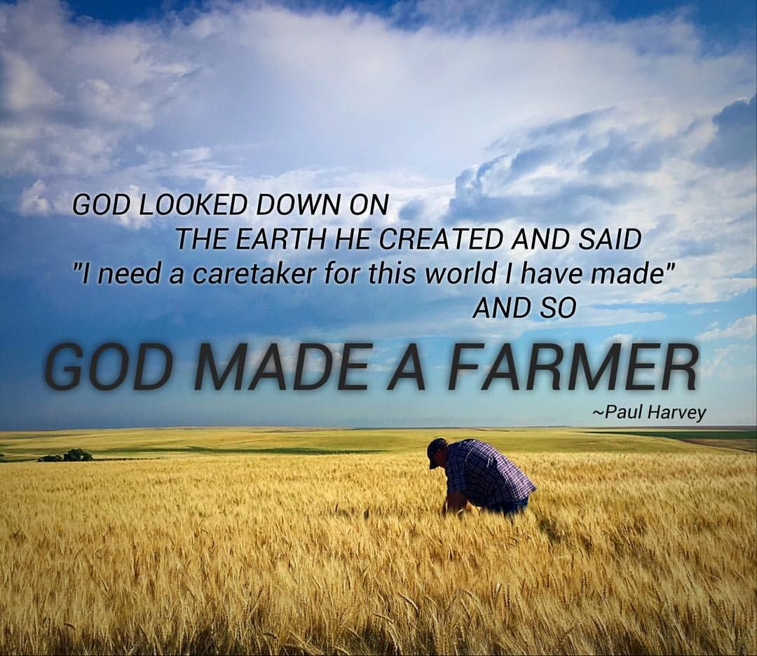 Farmers Quote Farmer Quote  Quotes  Pinterest