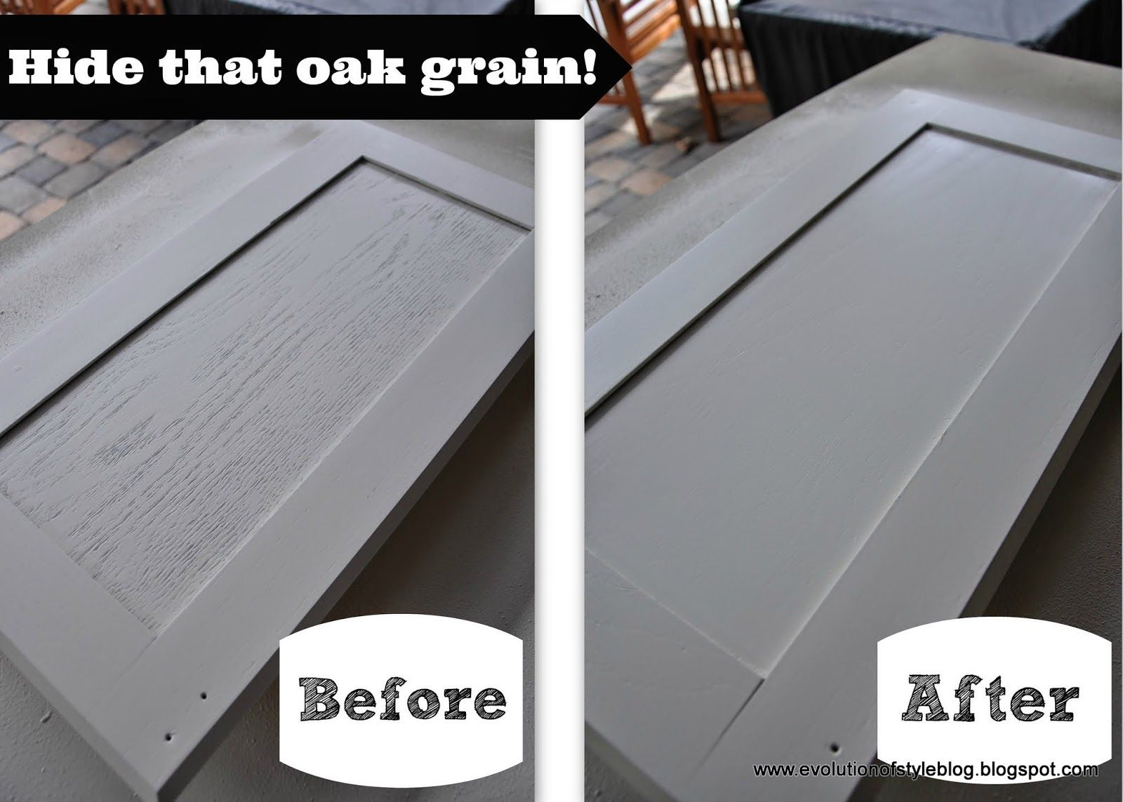 Best Evolution Of Style Tips Tricks For Painting Oak 640 x 480