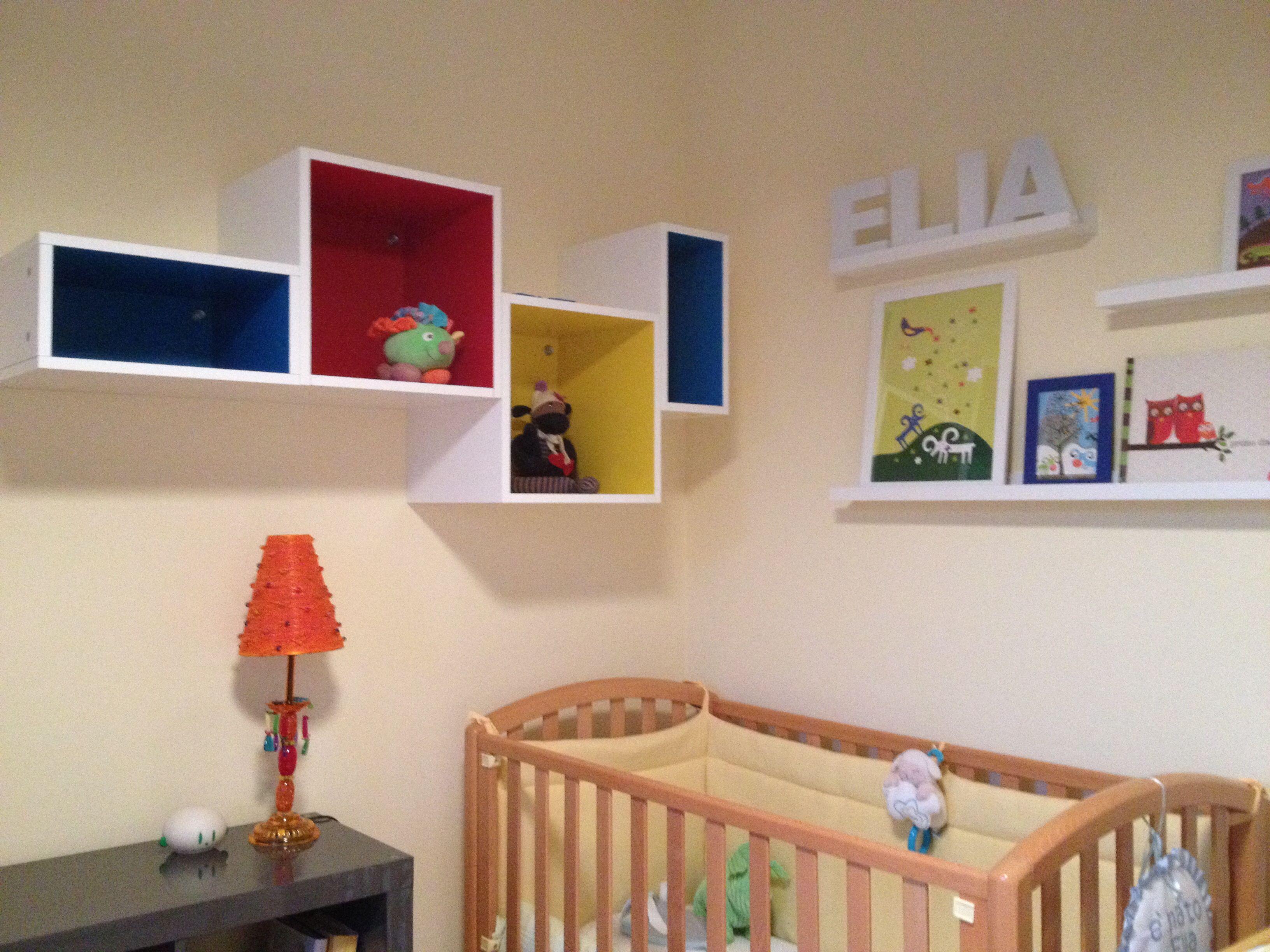 Ikea babyzimmer ~ Baby boy room tutemo ikea expedit ribba nursery inspiration
