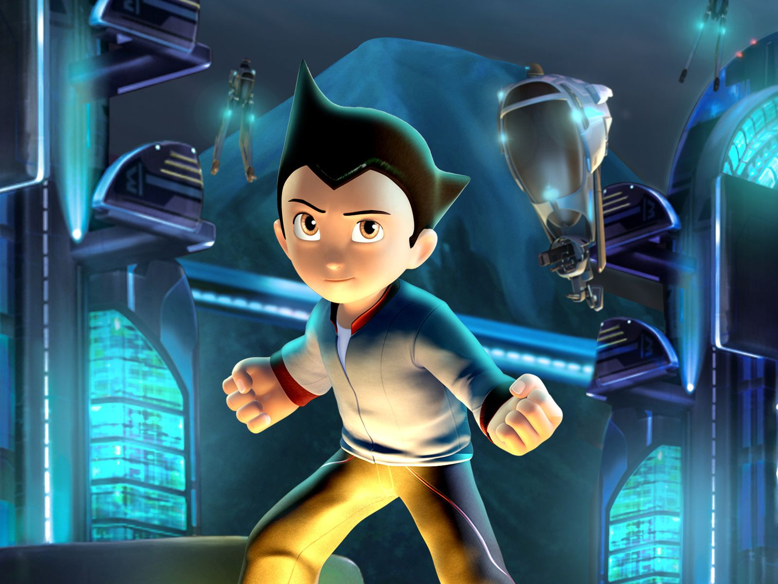 Astro Boy Will Have A Big Screen Live Action Movie