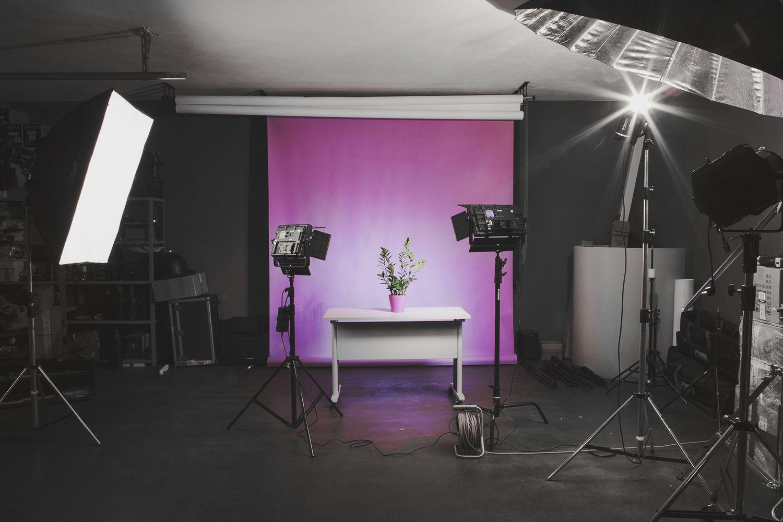 Domowe Studio Fotograficzne światło Ciągłe Fotografia