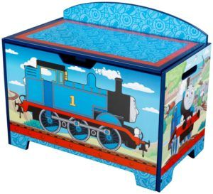 Thomas Train Wooden Storage Box