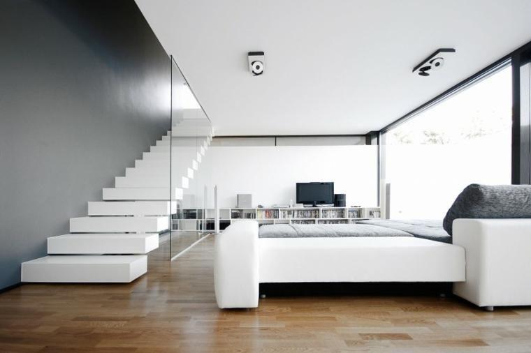 Entzuckend #Interior Design Haus 2018 Innentreppen 74 Farbenfrohe Designs #Modern  #Dekor #design #