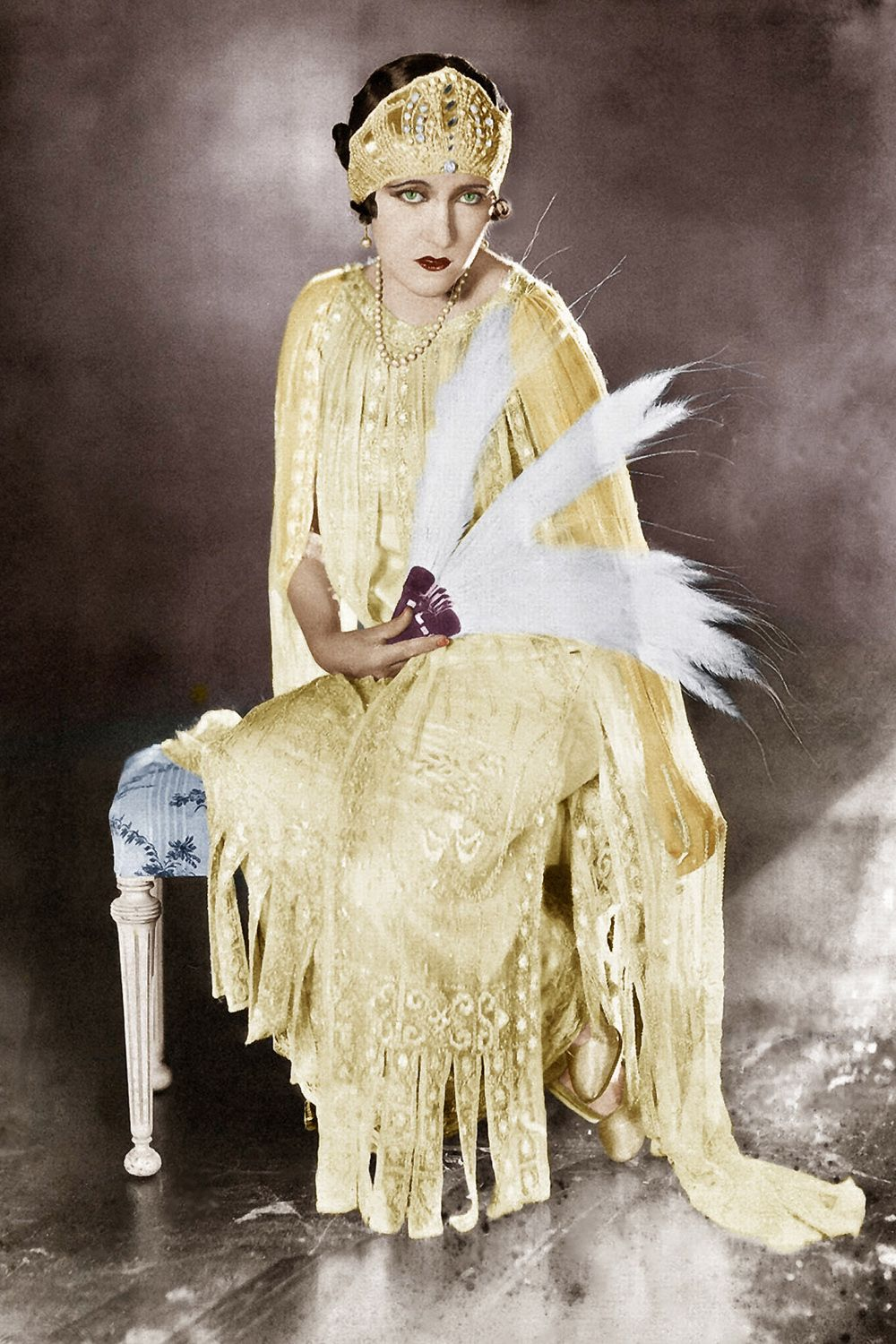 1920s Fashion Service Magazine June 1928 Bathing Suit: 1920s Fashion History: The Iconic Women Who Defined It