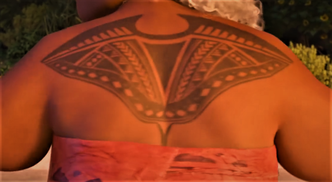 e2aeef53b Moana's Gramma Tala Ray Tattoo | Inka dinka do | Moana tattoos ...
