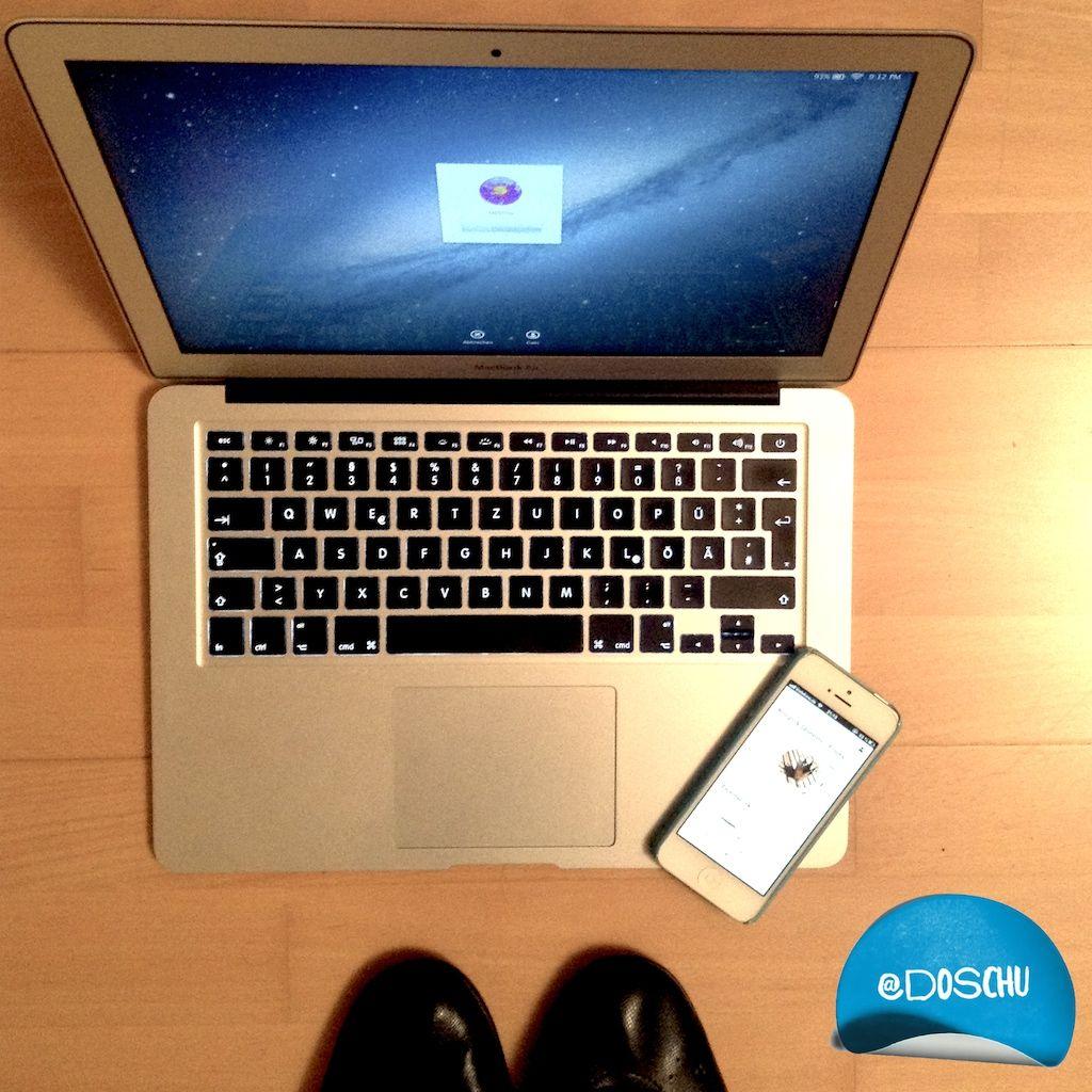 Büro war gestern: Digitalien liegt überall | DoSchu.Com