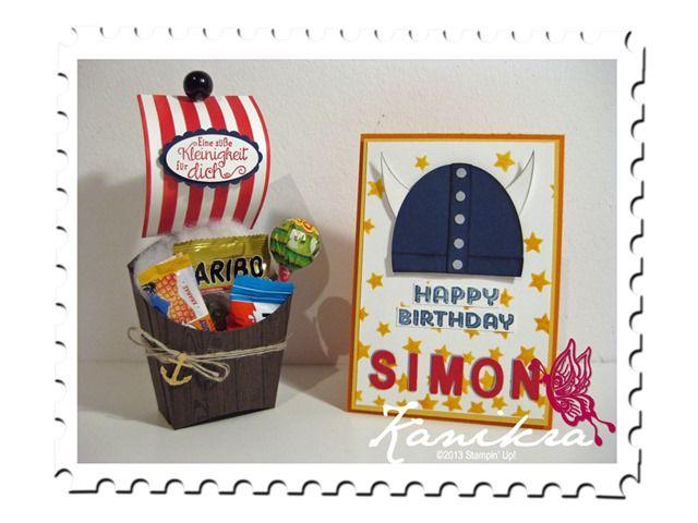 Wikinger Geburtstag Mitbringsel Kindergeburtstag Kinder Geburtstag