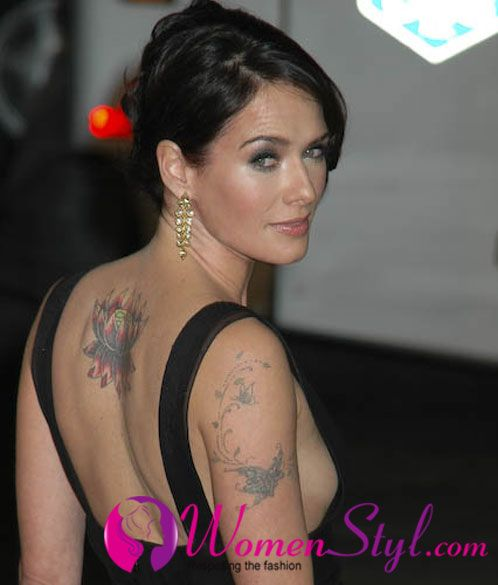 Celebrity Butterfly Tattoos