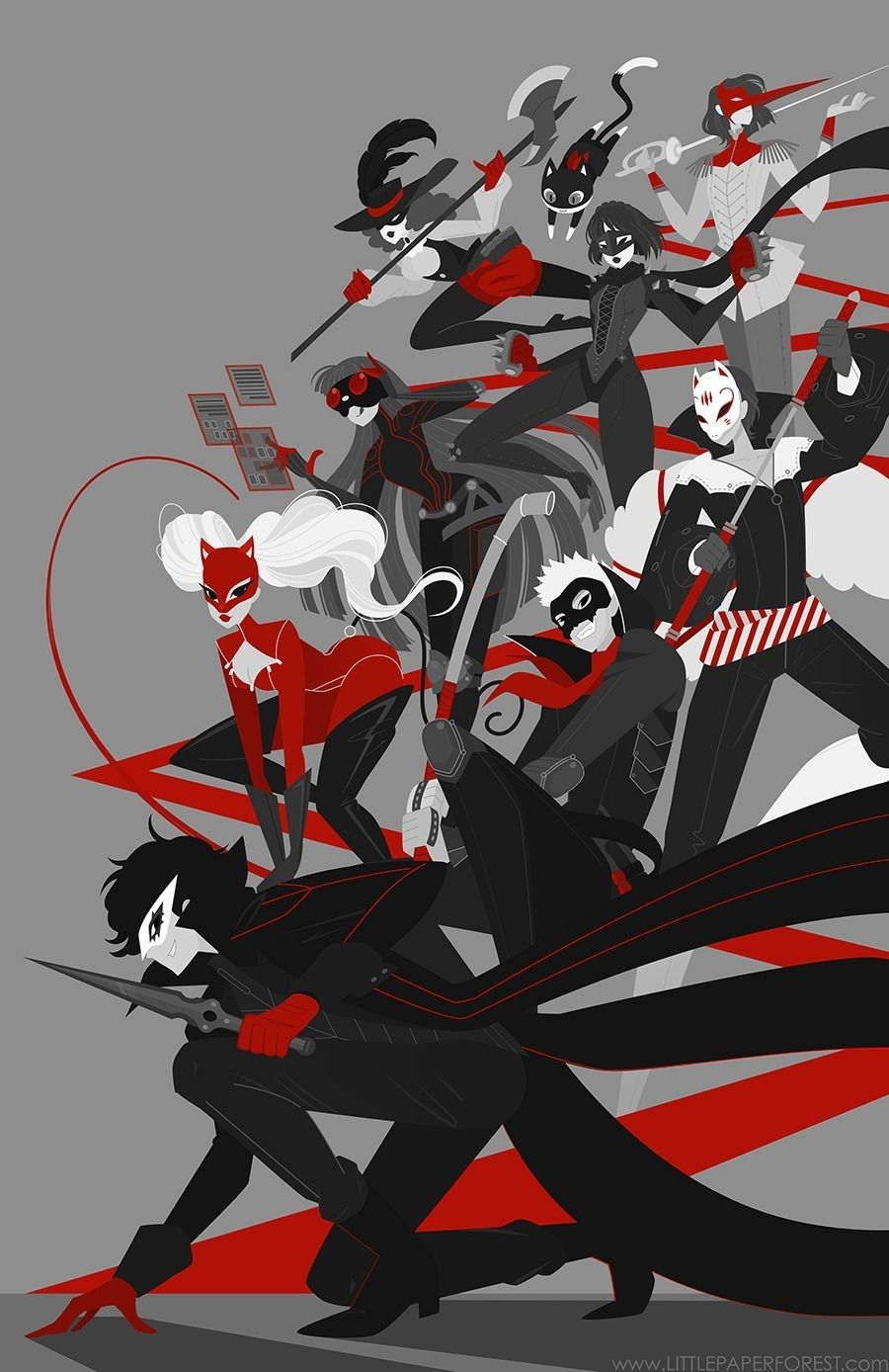Pin by Andrew Richard on Wallpapers in 2020 Persona 5