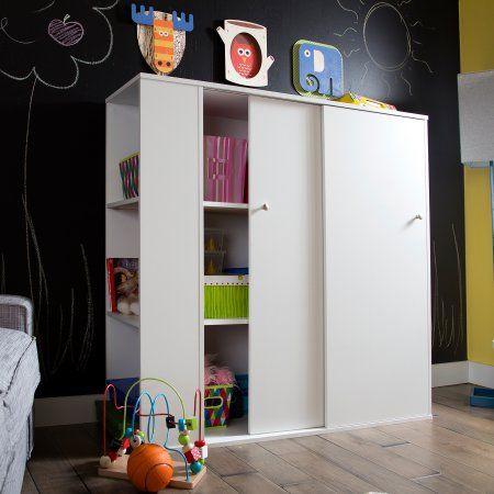 Home White Storage Cabinets Playroom Storage White Storage