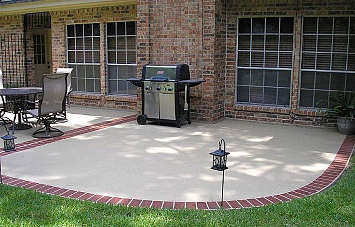 46 Awesome Brick Patterns Patio Ideas For Your Beautiful Yard