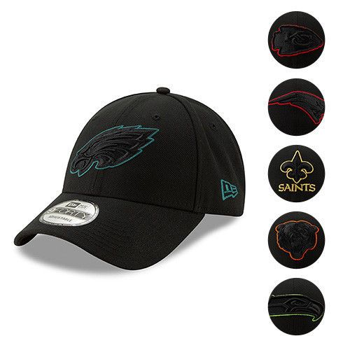 NFL New Era Momentum 9FORTY Adjustable Snapback Hat  1e636bb34