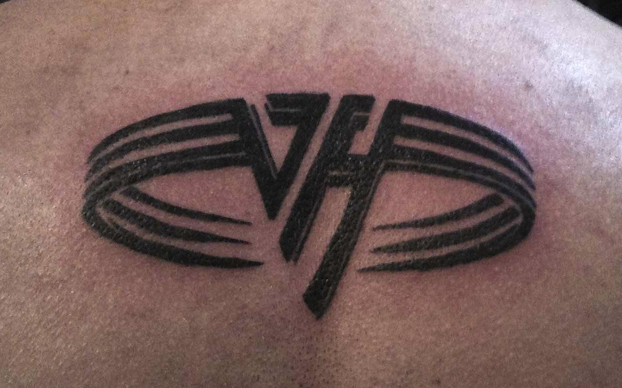 Van Halen Tattoo You Tattoos Fish Tattoos