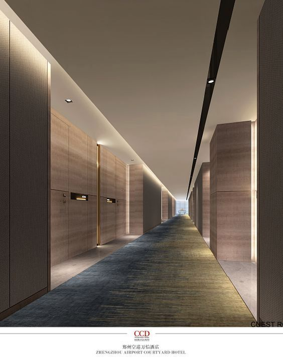Pin by yan zhao on search similar pinterest lobbies - Interior smart lighting ...