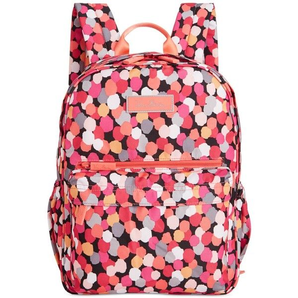 908204575c Vera Bradley Lighten Up Just Right Backpack ( 78) ❤ liked on Polyvore  featuring bags