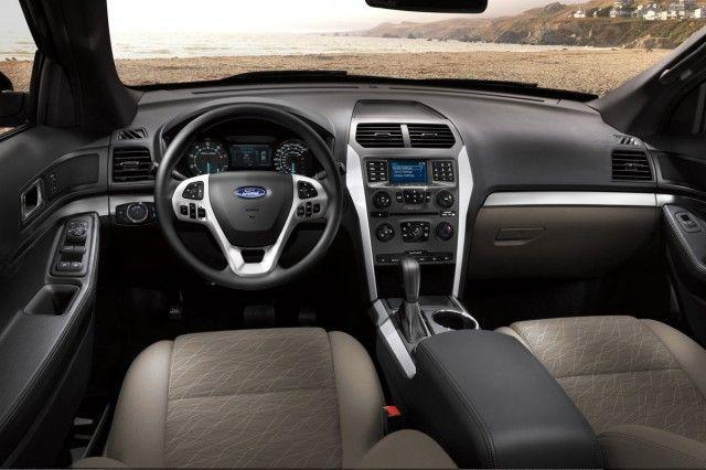 2015 Ford Explorer Http Www Texasmotorsford Com Specs Fort Worth